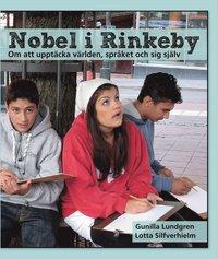 "Omslaget till boken ""Nobel i Rinkeby""."